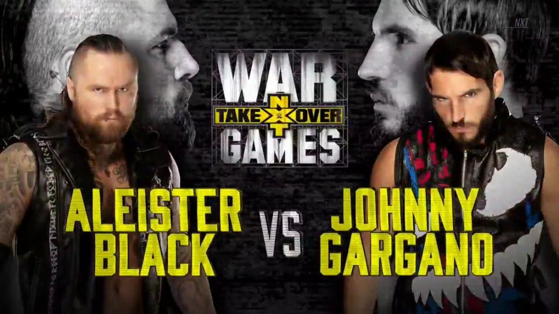 WWE-NXT-Takeover-War-Games-Aleister-Black-Johnny-Gargano